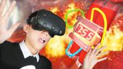VR蜘蛛俠模擬器,高塔上大戰禿鷲BOSS!鯉魚Ace解說