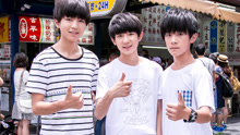 Records of TFBOYS 2014-10-25