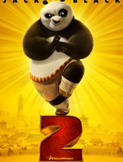 功夫熊貓2 粵語版