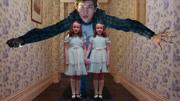 美国经典恐怖片《闪灵》这部电影千万不能独自观看,吓哭了