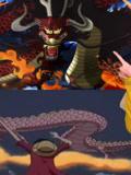 海贼王:凯多是可以游泳的恶魔果实能力者!是最强科学家的试验品