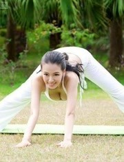 瑜伽减肥初级课程