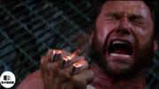 红衣死侍用钢刀爆了X战警死侍的头!大快人心