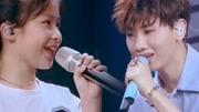 9歲小女孩和汪蘇瀧合唱《有點甜》,堪稱完美,金志文:甜得要命