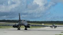 集結日澳上百架戰機演習