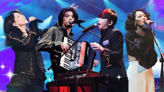 乐队的夏天2第9期下 重塑《一生所爱》凄美对唱 五条人再度返场PK