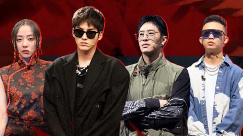 """第6期下集""""转"""" 潘玮柏张靓颖PK升级 GALI""""抄袭""""?"""
